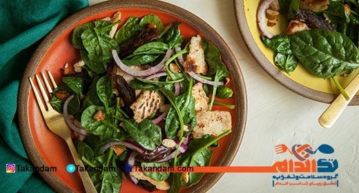 Alzheimer-diet-spinach-salad