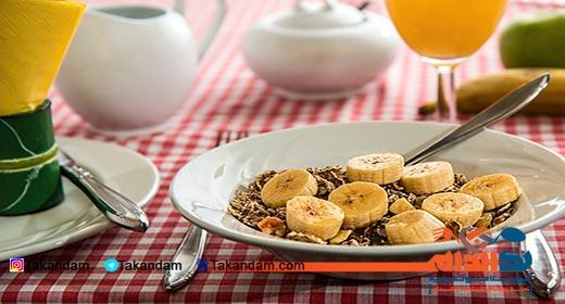 Vegetarianism-breakfast