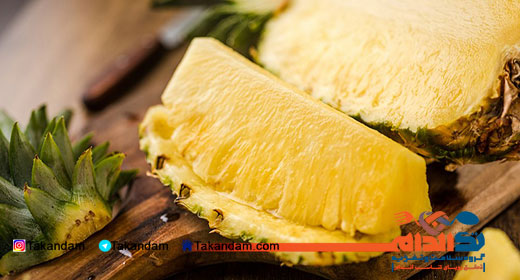 Vitamin-C-pineapple