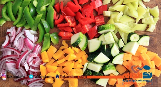 breast-cancer-nutrition-exercise-chopped-vegetables