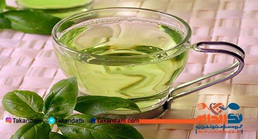 breastfeeding-bloating-green-tea