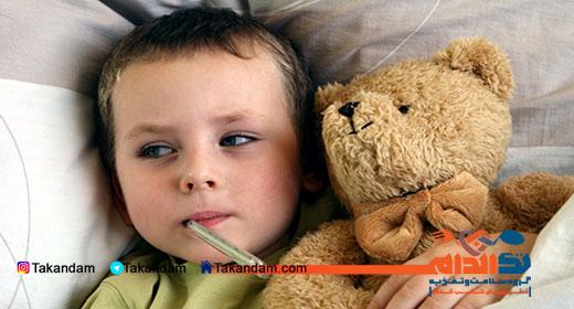 children-anorexia-fever