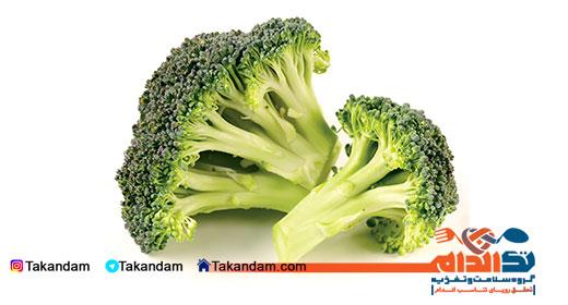 flat-stomach-food-broccoli