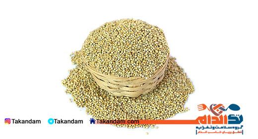 flat-stomach-food-millet