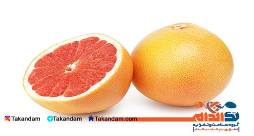 grapefruit-pulp