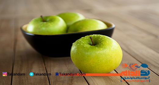 healthy-carbohydrate-apple
