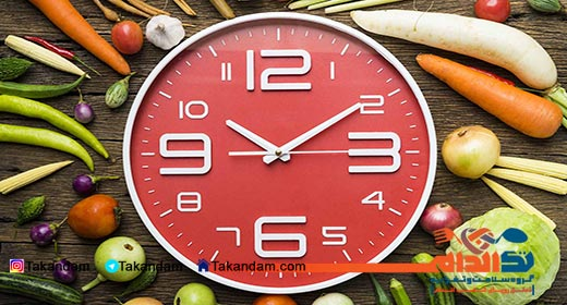 intermittent-fasting-red-clock