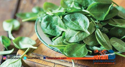 nutrition-for-children-IQ-spinach