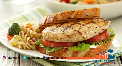 snacks-effect-on-children-health-chicken-sandwich