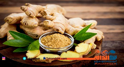 stomach-bloating-ginger