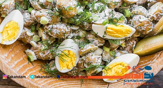 vegetarian-problems-egg-and-dill-salad